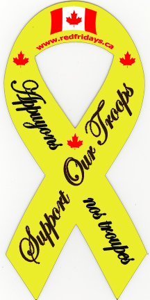 Red Fridays Products Yellow Ribbons Support Our Troops